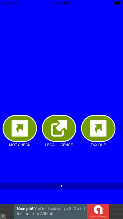 Mot and Car Tax checker UK by Leslie Plock