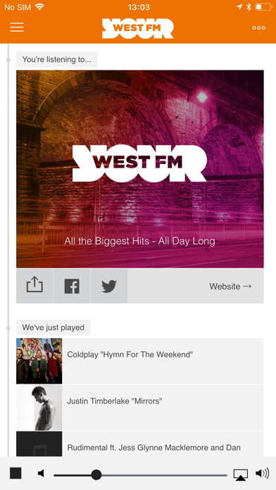 West FM & West Sound