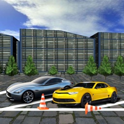 Real Car Parking University 3D