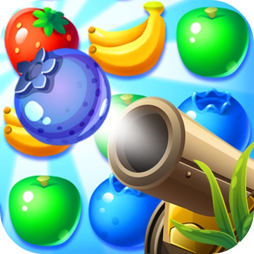 Funny Bubble Garden 2 icon
