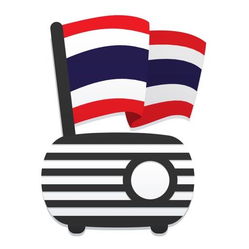 Radio Thai / วิทยุ ประเทศไทย iOS App