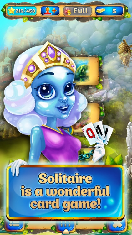 Pyramid Solitaire card game screenshot-4