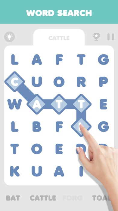 Word Search Puzzles·
