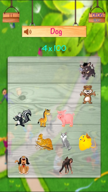 First Words Animals and Fruits screenshot-2