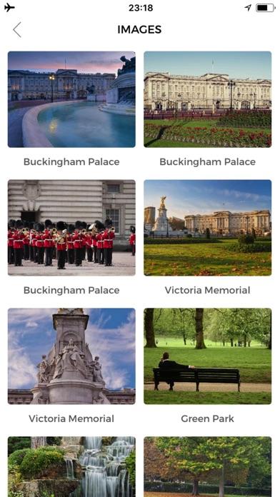Screenshot for Londres Guide de Voyage in Lebanon App Store