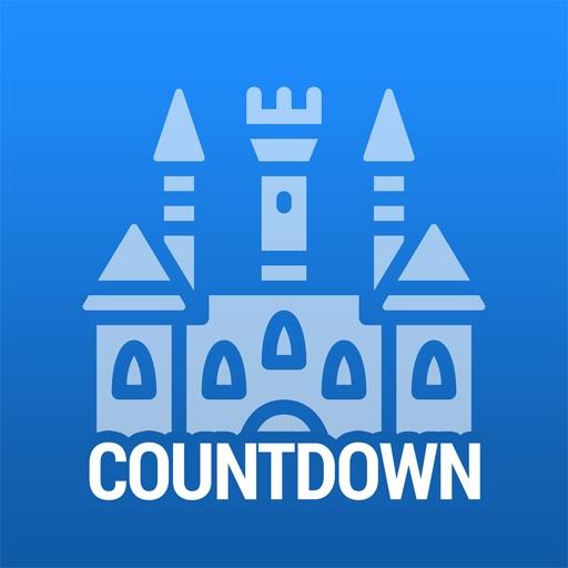 Trip Countdown for Disneyland