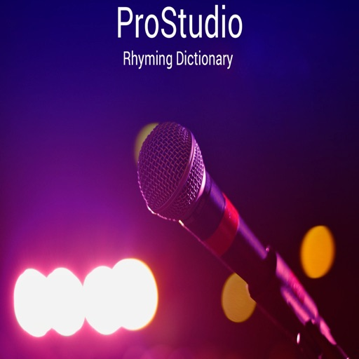 Rhyming Dictionary App