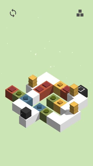 QB - a cube's tale Screenshots