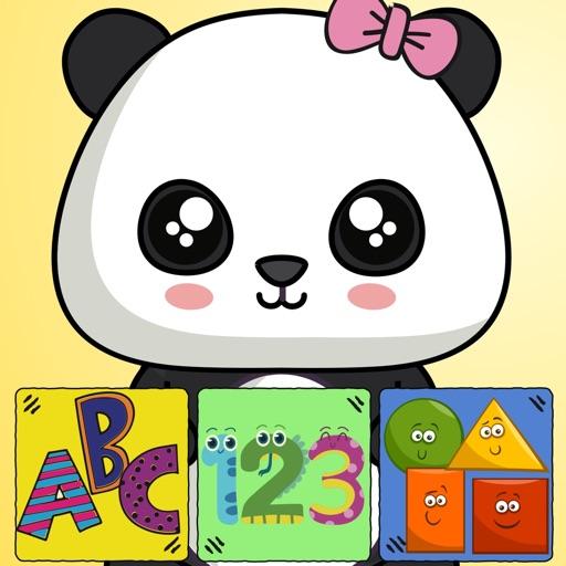 Panda Preschool Learning App iOS App
