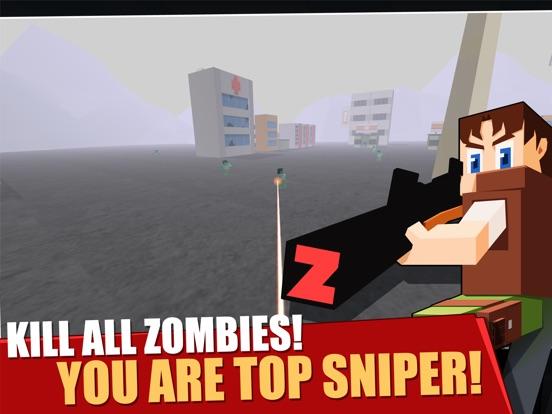 Zombie Town: Sniper Screenshots