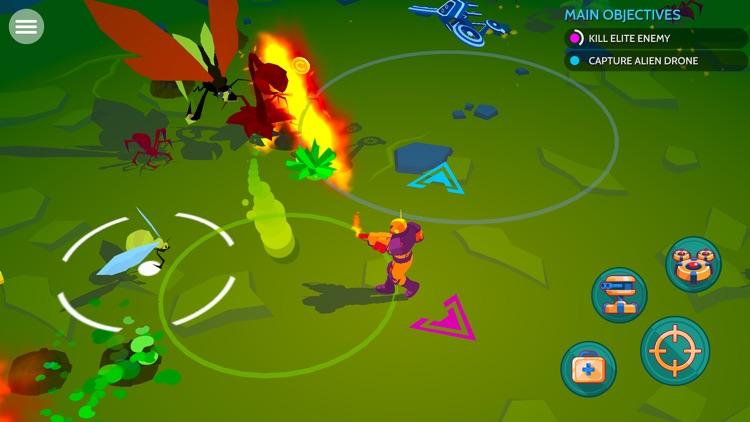 Space Pioneer: Alien Shooter screenshot-4
