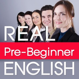 Real English Pre-Beginner Course