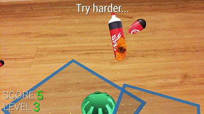 Flip Bottle AR Screenshot