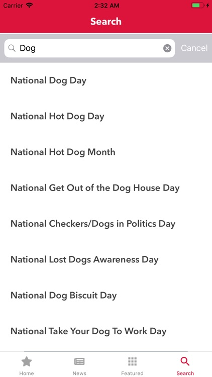 National Calendar App screenshot-8