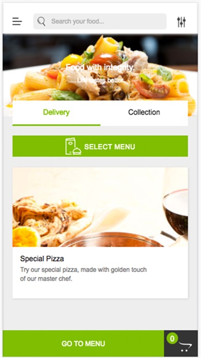 Food Delivery Service Luxembourg