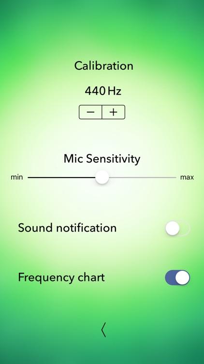 Cello Tuner Professional screenshot-3