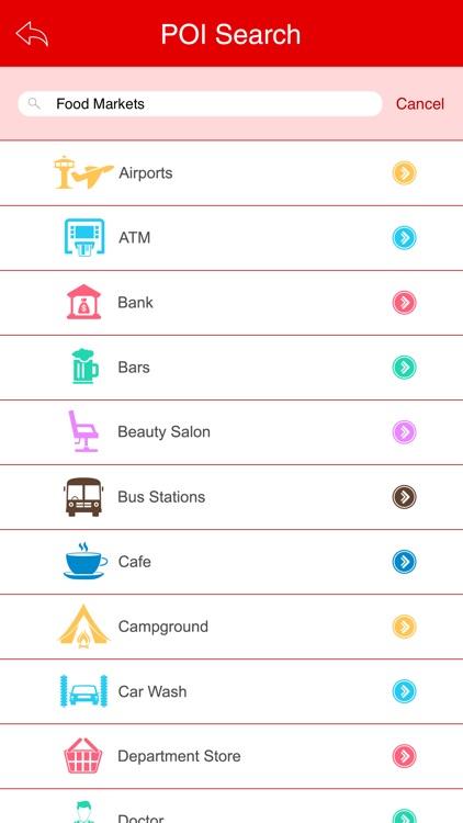 Best App for USA Food Markets screenshot-3