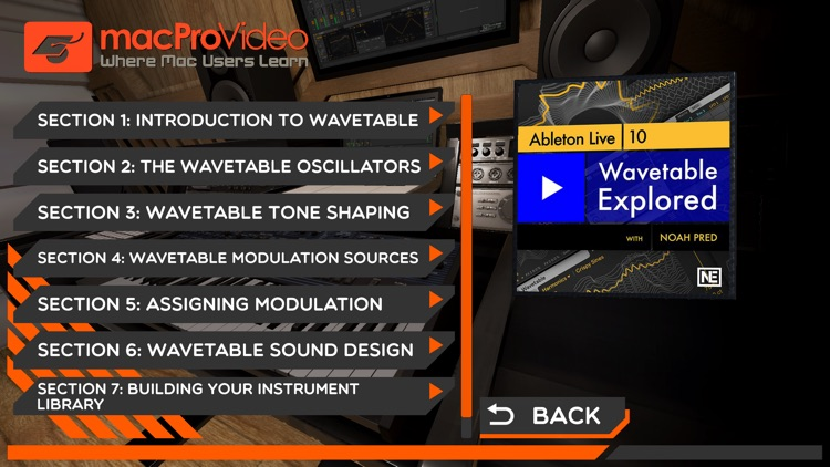 Wavetable Explored For Ableton screenshot-1