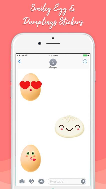Egg Smileys & Dumplings screenshot-3