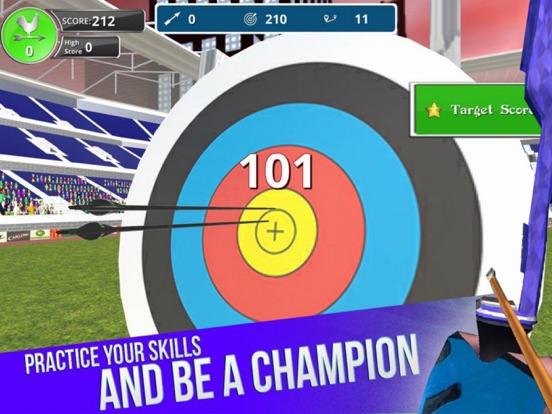 Archery Sport Cup screenshot 6