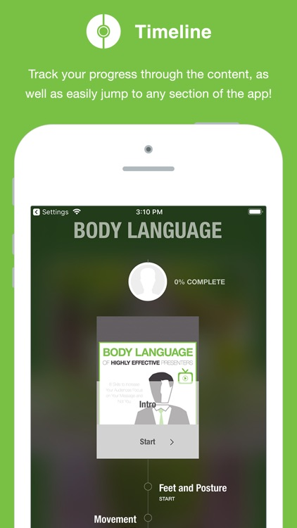Body Language!