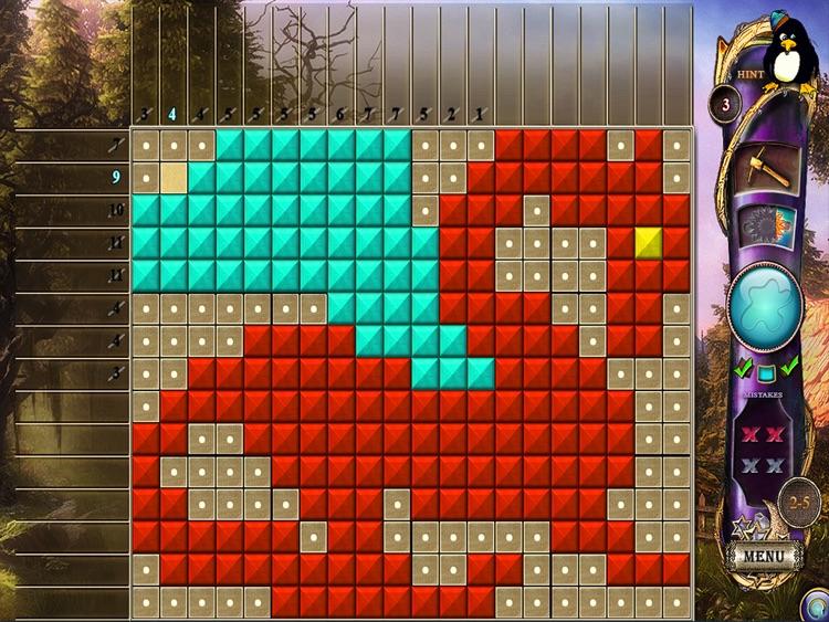 Fantasy Mosaics 8 screenshot-4