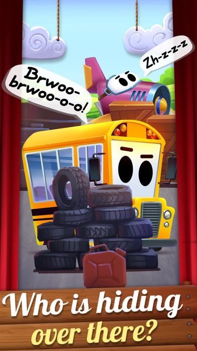 Kids Theater: Cars Show screenshot 3