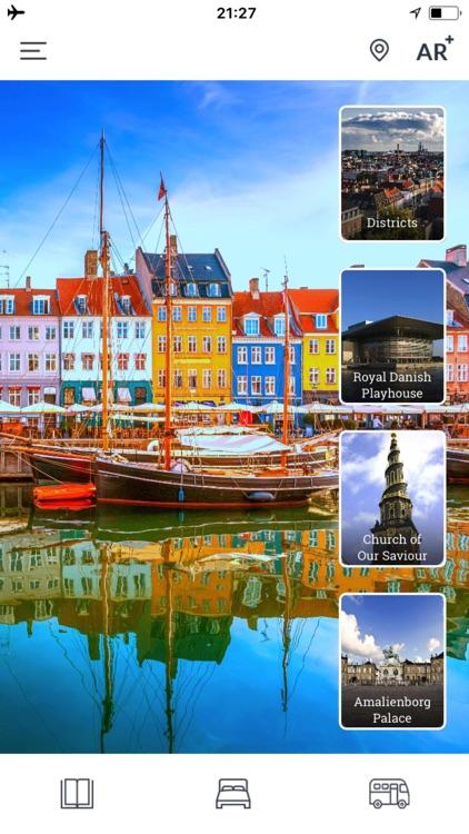 Copenhagen Travel Guide screenshot-4