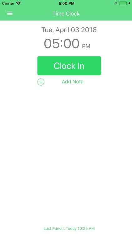 TimeLogix screenshot-4