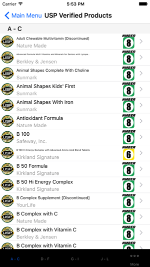 Operation Supplement Safety on the App Store