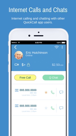 QuickCall Video & Chat App on the App Store