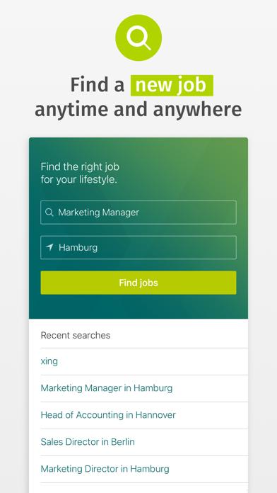 تحميل XING Jobs - Find the Right Job للكمبيوتر
