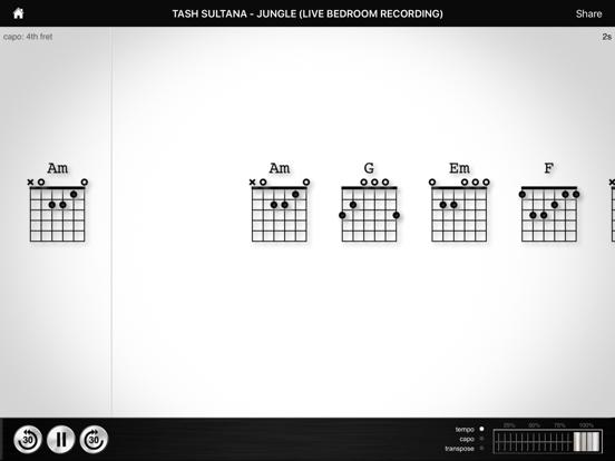 Télécharger Chord Detector - Guitar, Ukulele, Banjopour iPhone / iPad sur  l'App Store (Musique)