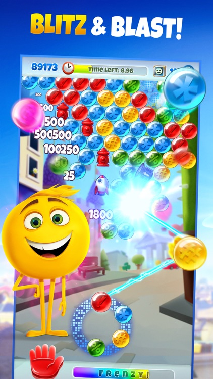 POP FRENZY! Emoji Movie Game screenshot-0