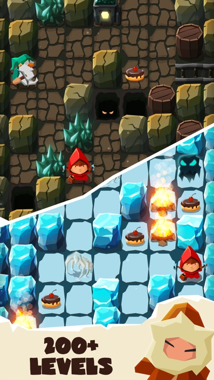 Bring me Cakes - Fairy Puzzle screenshot-2