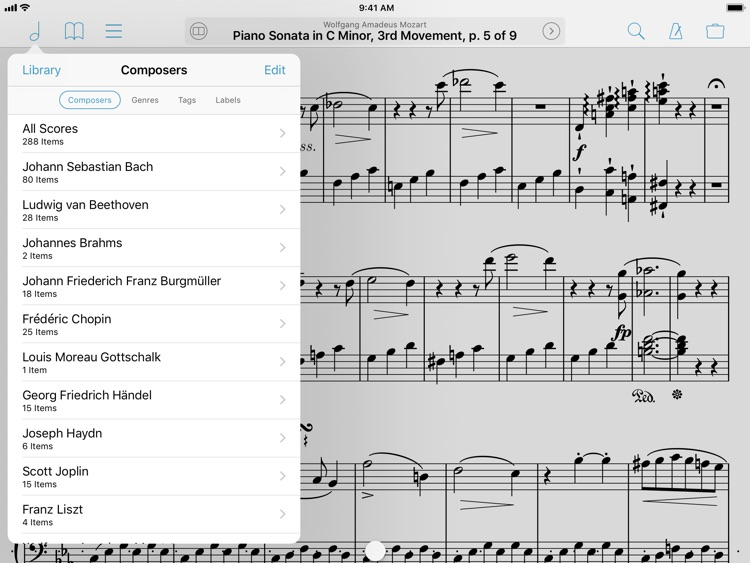 forScore screenshot-5