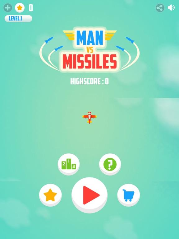 Man Vs. Missiles screenshot #1