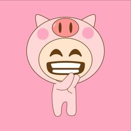 Oinkmoji - Pig Lovers