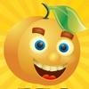 迷惑なオレンジのGIF&ステッカー