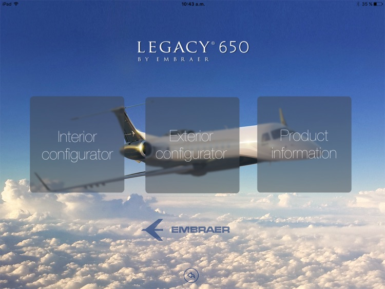 Legacy 650 Configuration Tool screenshot-0