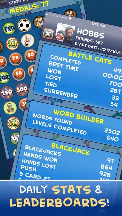 Huboodle: Play Games & Chat screenshot-7