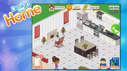 Design This Home Screenshot on iOS
