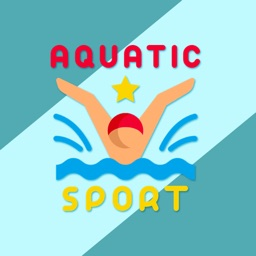 Aquatic Swimming Stickers