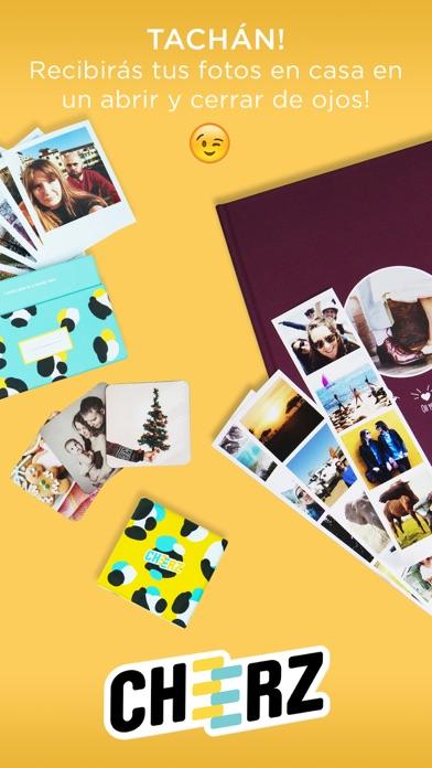 download CHEERZ: Revelado de fotos apps 0
