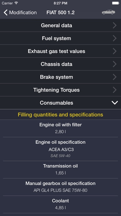 TechApp for Fiat screenshot-4