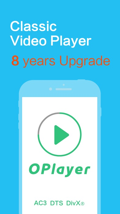 OPlayer - video player - AppRecs