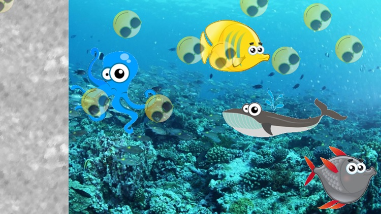 Fishes Puzzles for Toddlers screenshot-3