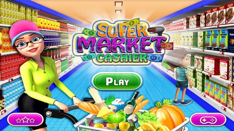 Supermarket Cashier Pro