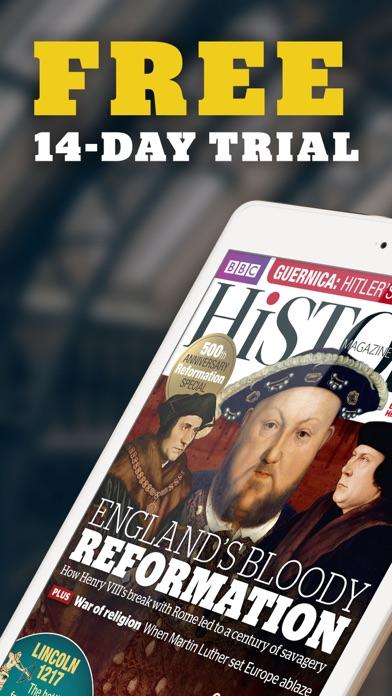 Bbc History Magazine review screenshots