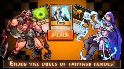 Fantasy Stone Heroes - Card screenshot one